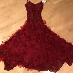 Tags attached. Never worn. Evening Gown/Prom Dress